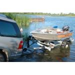 Прицепы для перевозки лодки, катера