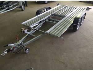 AL-KO Treiler 5002L 4000x2000