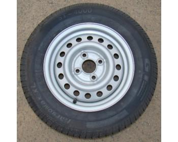 Запасное колесо для прицепов